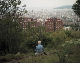 Barcelone/ contours