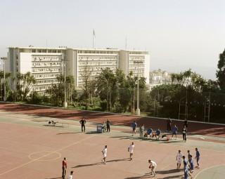 Alger/ Cité d'Empreintes